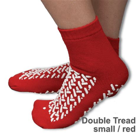 hospital slipper socks terry cloth tread slip resistant hospital slippers