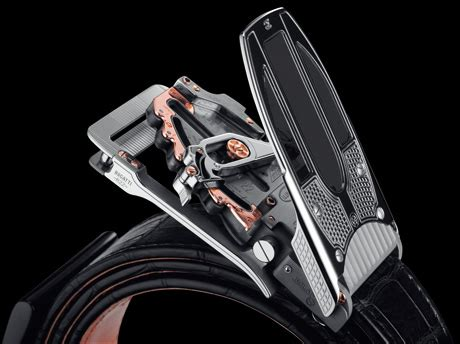 Bugatti Belt Buckle Roland Iten For Bugatti Archived News Communication