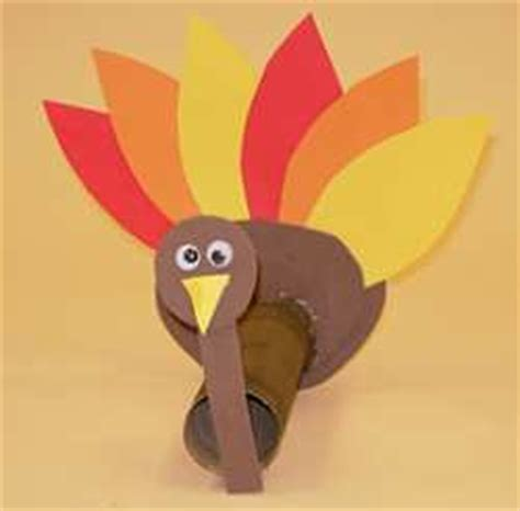 Make A Paper Turkey - how to make a toilet paper turkey