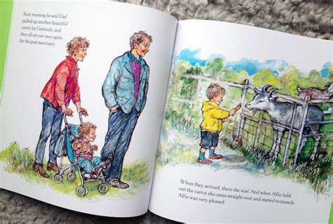 play parenting adventures in the great outdoors books book review alfie outdoors by shirley hughes a reviews