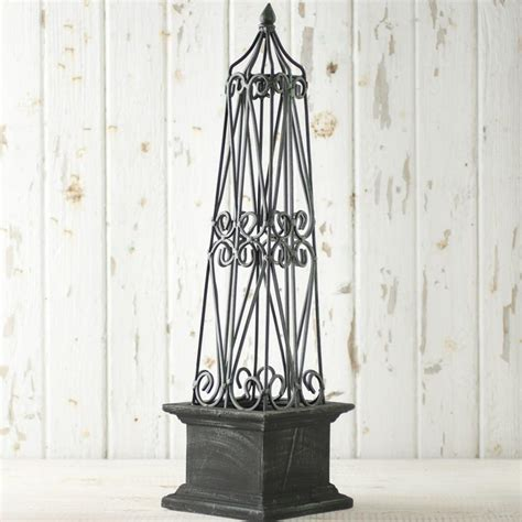 wrought iron planter vintage inspired wrought iron tower planter table and shelf sitters home decor