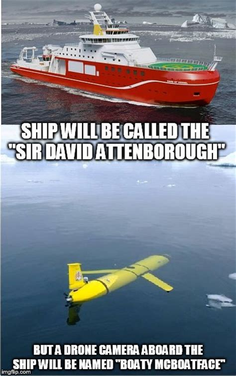 boaty mcboatface image tagged in boaty mcboatface imgflip