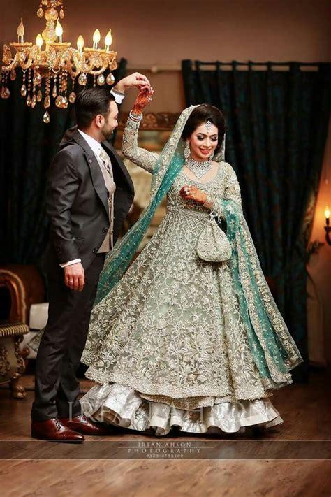 Pakistani bride and groom   Fashion   Pinterest