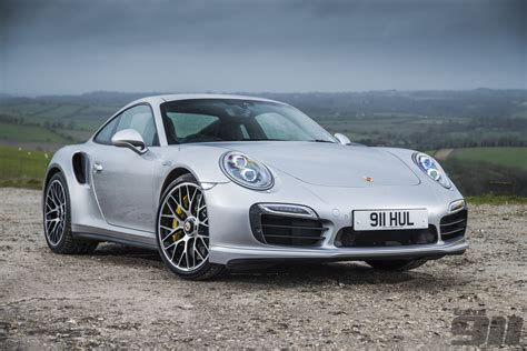 Porsche 991 Turbo S by Porsche 991 V Porsche 997 Turbo S Duel In Issue 123