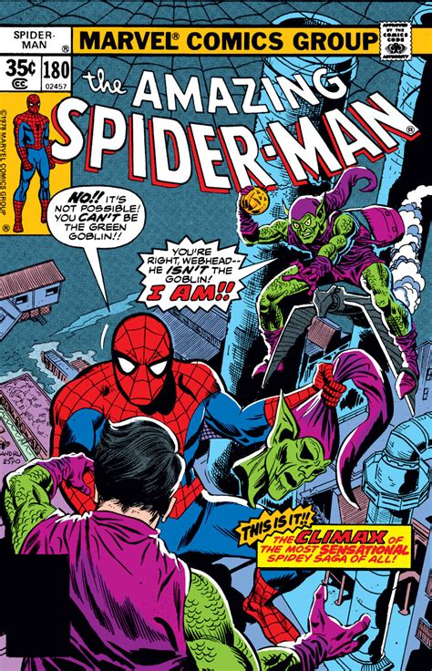 amazing spider vol 1 180 marvel database fandom