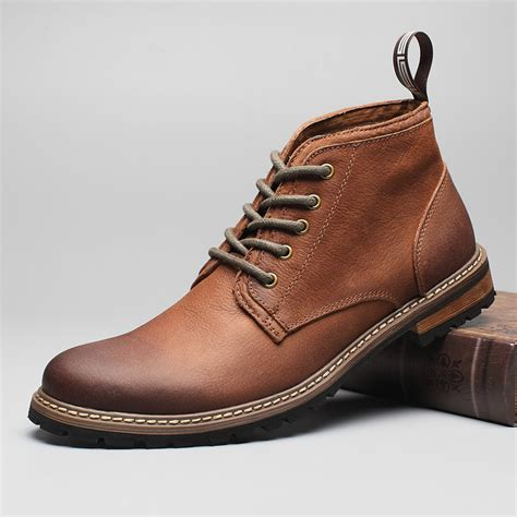 mens leather boots cheap mens cheap boots boot ri