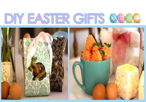 diy easter gifts diy easter gifts youtube
