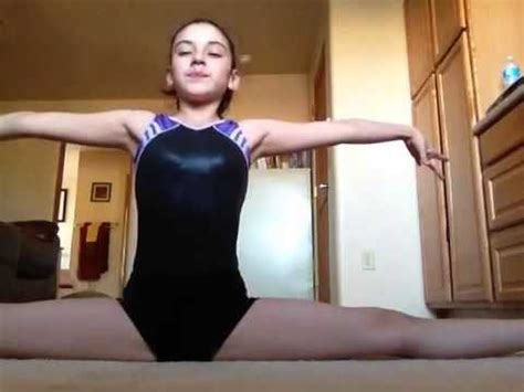 young pre teen models youtube my seven gymnastics girl audition youtube
