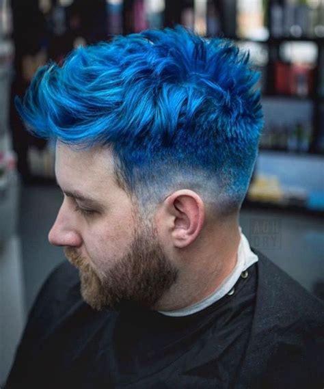 dye for black boy hair as 57 melhores imagens em blue hair no pinterest cabelo