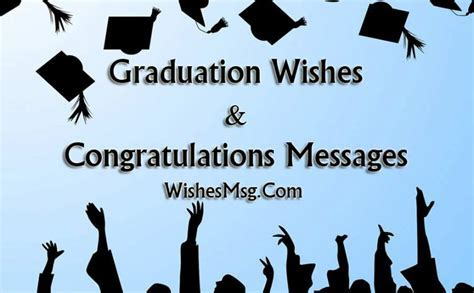 Graduation Wishes and Messages   Congratulation Quotes