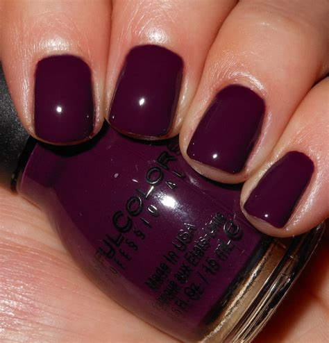 october nail color fashion color of nail autumn 2017 styles