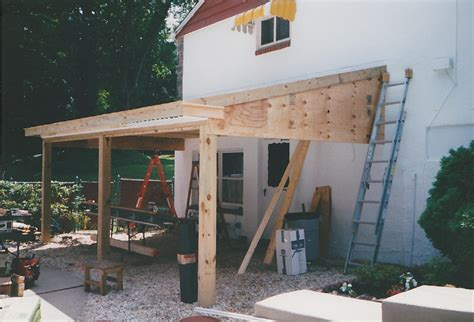 What Would You Call A Roof Over A Patio?   Architecture