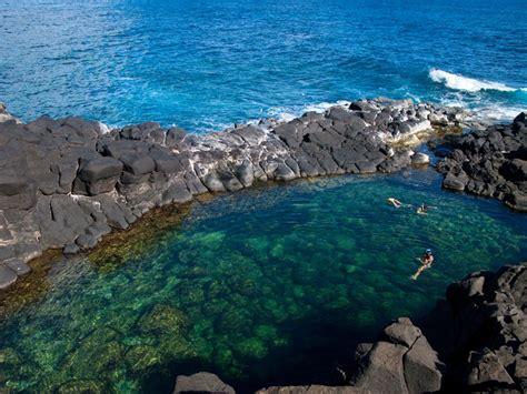 bathtubs hawaii queen s bath an extraordinary attraction in kauai hawaii only in hawaii