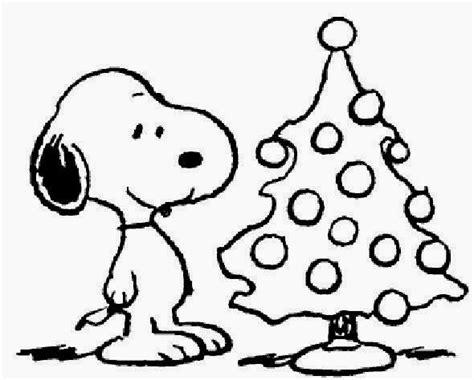 imagenes navidad con snoopy dibujos para colorear maestra de infantil y primaria