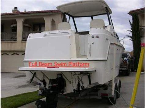 cabin boats under 30 feet 2001 bayliner 2452 ciera classic 24 cabin cruiser under 30
