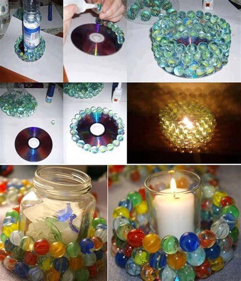 Cute Diy Home Decor by 24 Cute Diy Home Decor Ideas With Colored Glass And Sea