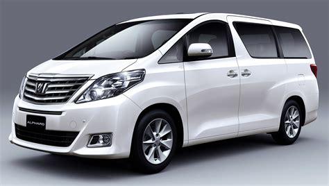 toyota vehicles price list model in focus toyota alphard toyota motors philippines