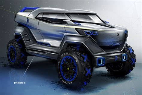 concept off road truck can am outmoster concept off roading into the future