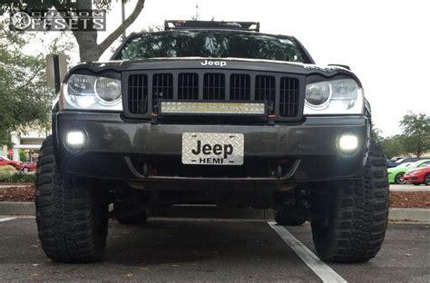 2005 Jeep Grand Lift Wheel Offset 2005 Jeep Grand Aggressive 3 5