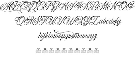 tattoo font billy argel calling angels personal use font by billy argel fontspace