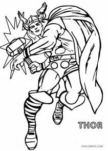 thor colors printable thor coloring pages for cool2bkids