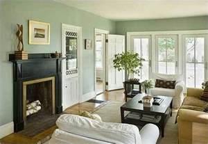pale green living room design