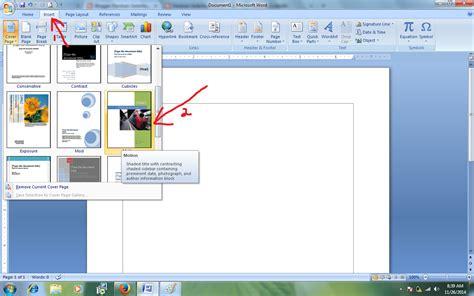cara membuat halaman pada lembar kerja microsoft word 2010 panduan sederhana microsoft office 2007 cara memasang