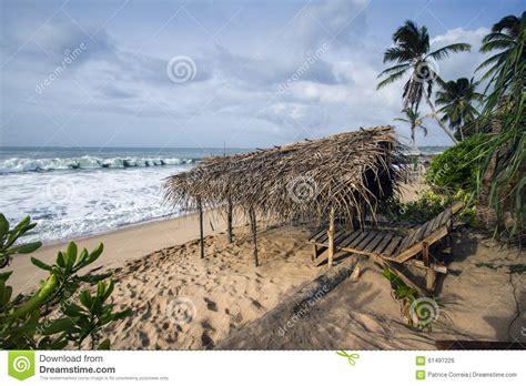 Paysage Sri Lanka by Paysage De Plage De Tangalle Sri Lanka Photo Stock