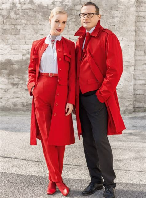 airlines cabin crew cabin crew style new uniforms for austrian airlines how