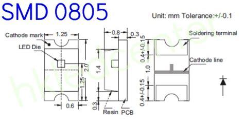 smd resistor size 0805 5 x blue 0805 plcc 6 bright car vehicle dash smd smt led l light bulb ebay