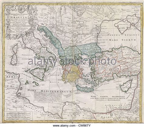 ancient mediterranean map map of ancient mediterranean stock photos map of ancient