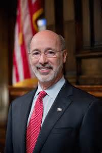 about governor tom wolf
