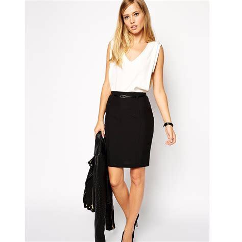formal high waisted skirts dress