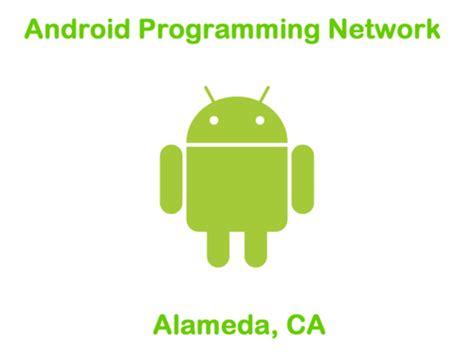 programming android android programming androidmeetup
