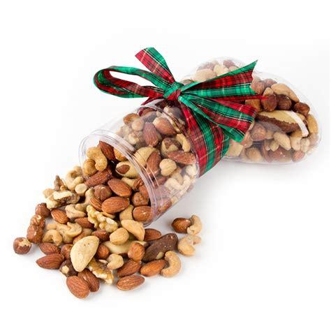 holiday small mixed nuts boot gift 26oz holiday nut