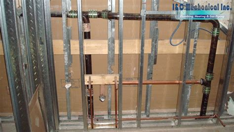 Plumbing Companies Near Me by Commercial Plumbing Contractors Near Me I C Mechanical