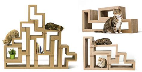 Introducing Katris Modular Cardboard Cat Furniture ? hauspanther