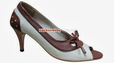 Baru Baru Sepatu Sandal Wedges Wanita Elegan Sdw221 4 murah sandal wanita sepatu wanita wedges boots