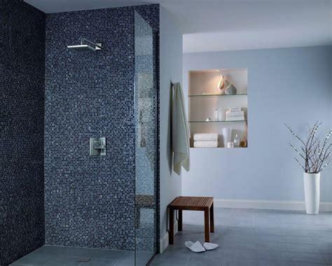 elegant rain shower design ideas