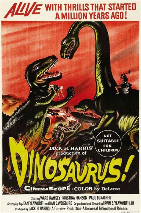 list film dinosaurus 183 best images about 1960 s movie phreek on pinterest