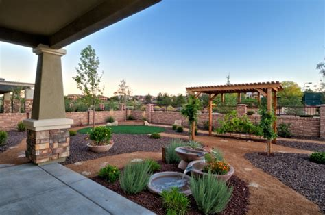 arizona backyard home decorating pinterest