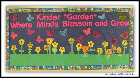 Garden Bulletin Board Ideas Rainbowswithinreach 200 Back To School Bulletin Boards And Decorated Classroom Doors