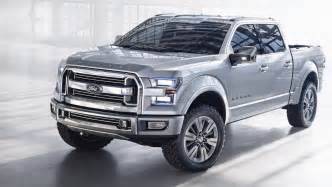Ford Ups Up Ford Atlas