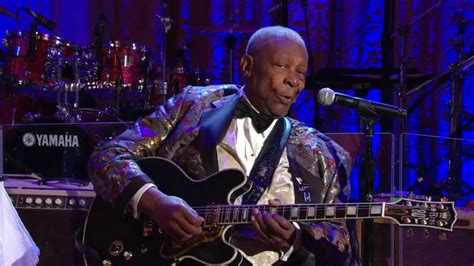 The Thrill Is by In Performance At The White House B B King Quot The Thrill