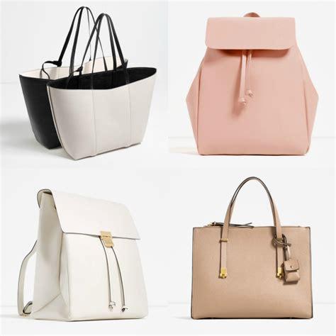 Zara Metallic Tote Bag monthly must haves 5 the zara bag edit vanity