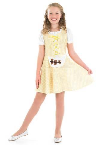 child goldilocks costume fs2975 fancy dress ball