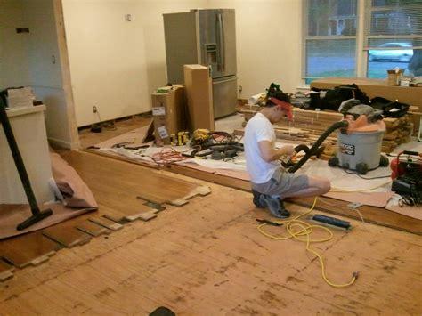 Laying Wood Flooring Laying Hardwood Floors Flooring Ideas Home