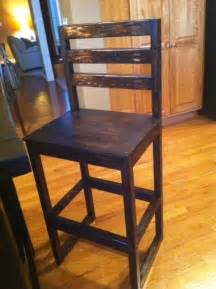 Building A Bar Stool Diy Counter Height Bar Stool Plan And Guide