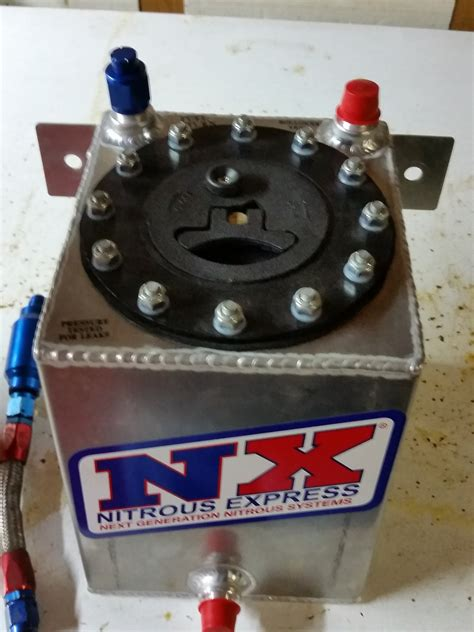 1 gallon fuel cell ls1 lid 1 gallon fuel cell never used ls1tech