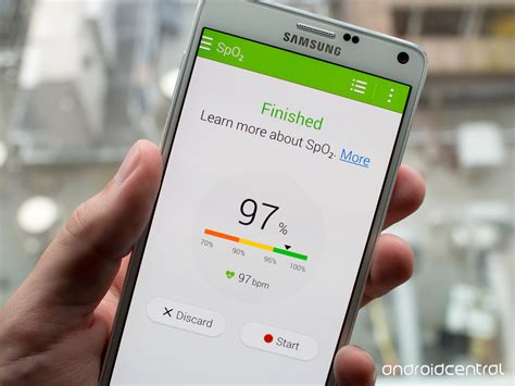 weight management in samsung health samsung s health update adds oxygen saturation measurement